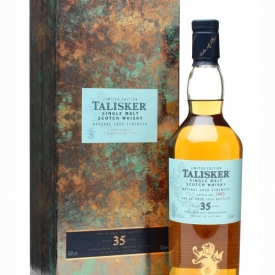 Talisker 1977 / 35 Year Old Island Single Malt Scotch Whisky