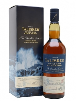 Talisker 2007 Distillers Edition Island Single Malt Scotch Whisky