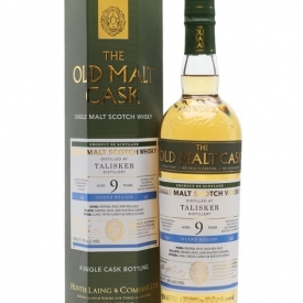Talisker 2008 / 9 Year Old / Old Malt Cask Island Whisky