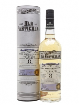 Talisker 2009 / 8 Year Old / Old Particular Island Whisky