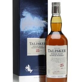 Talisker 25 Year Old / Bot.2013 Island Single Malt Scotch Whisky