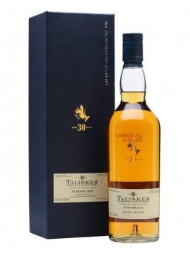 Talisker 30 Year Old / Bot.2009 Island Single Malt Scotch Whisky