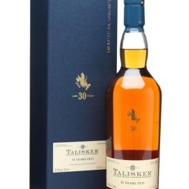 Talisker 30 Year Old / Bot.2011 Island Single Malt Scotch Whisky
