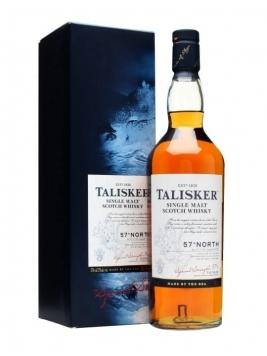 Talisker 57° North Island Single Malt Scotch Whisky