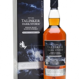 Talisker Dark Storm / Litre Island Single Malt Scotch Whisky