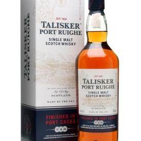 Talisker Port Ruighe / Port Finish Island Single Malt Scotch Whisky