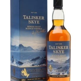 Talisker Skye Island Single Malt Scotch Whisky