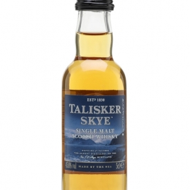 Talisker Skye / Miniature Island Single Malt Scotch Whisky