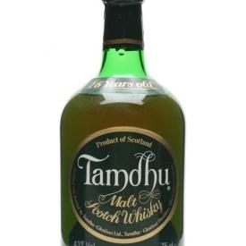 Tamdhu 16 Year Old / Bot.1960s Speyside Single Malt Scotch Whisky
