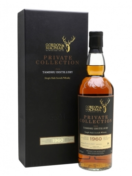 Tamdhu 1960 / Bot.2013 / Private Collection Speyside Whisky