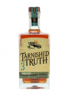 Tarnished Truth High Rye 3 Year Old Bourbon Straight Bourbon Whiskey