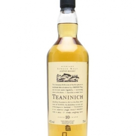 Teaninich 10 Year Old / Flora & Fauna Highland Whisky