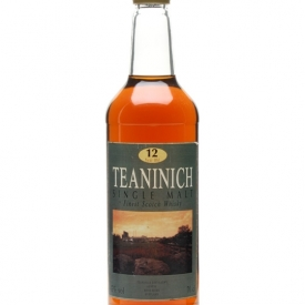 Teaninich 12 Year Old / Reopening of Distillery 1991 Highland Whisky