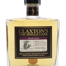 Teaninich 1999 / 19 Year Old / Claxton's Highland Whisky