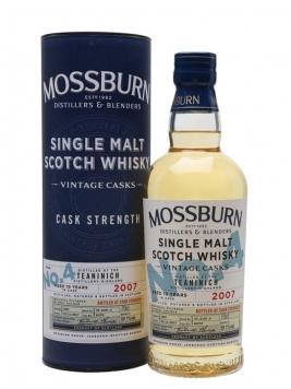 Teaninich 2007 / 10 Year Old / Vintage Casks #4 / Mossburn Highland Whisky