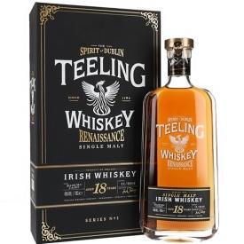 Teeling 18 Year Old / Renaissance Single Malt Irish Whiskey