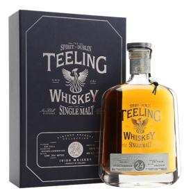 Teeling 1991 / 24 Year Old Irish Single Malt Whiskey