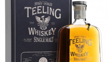 The Best Single Malt Whiskey in the World is Irish