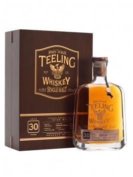 Teeling 30 Year Old / Vintage Reserve Irish Single Malt Whiskey