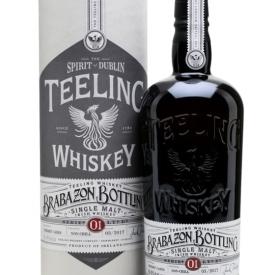 Teeling Brabazon Bottling Irish Single Malt Whiskey