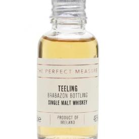 Teeling Brabazon Bottling Sample Irish Single Malt Whiskey