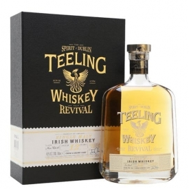 Teeling Revival 5th Release / 12 Year Old Irish Single Malt Whiskey