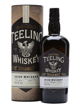 Teeling Single Malt Whiskey Single Malt Irish Whiskey