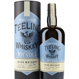 Teeling Single Pot Still Batch 3 Irish Single Malt Whiskey