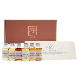 The Casks of Edradour Gift Set / 6x3cl Highland Single Malt Whisky