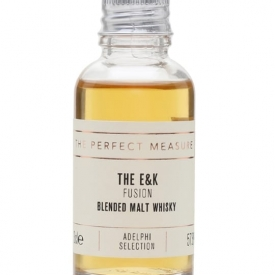 The E&K (Indian & Scotch Fusion) Sample/5 Year Old / Adelphi Blended Whisky
