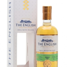 The English Small Batch / Smokey Oak Bourbon Cask English Whisky