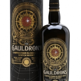 The Gauldrons / Batch 3 Campbeltown Blended Malt Scotch Whisky