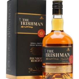 The Irishman Founder's Reserve Blended Irish Whiskey