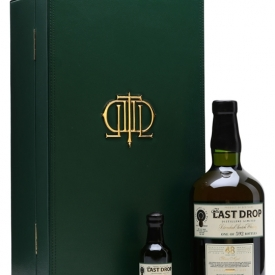 The Last Drop 48 Year Old + Miniature Blended Scotch Whisky