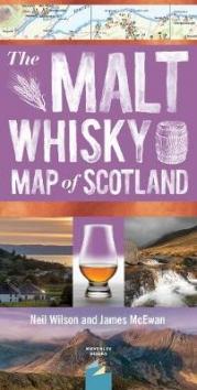 The Malt Whisky Map of Scotland
