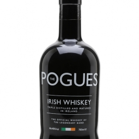 The Pogues Irish Whiskey Blended Irish Whiskey