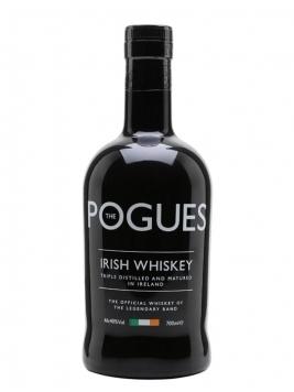 The Pogues Irish Whiskey Blended Irish Whiskey