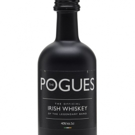 The Pogues Irish Whiskey Miniature Blended Irish Whiskey