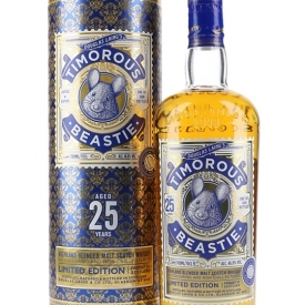 Timorous Beastie 25 Year Old Highland Blended Malt Scotch Whisky