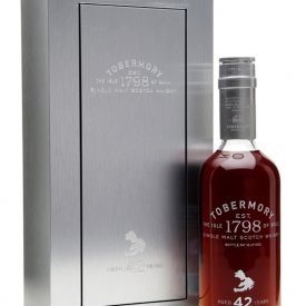 Tobermory 42 Year Old Island Single Malt Scotch Whisky
