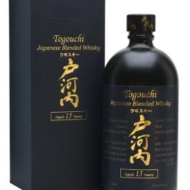 Togouchi 15 Year Old Japanese Blended Whisky