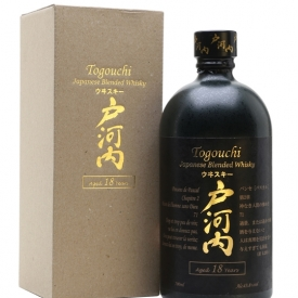 Togouchi Whisky 18 Year Old Japanese Blended Whisky