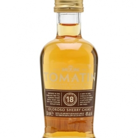 Tomatin 18 Year Old / Oloroso Sherry Finish Highland Whisky