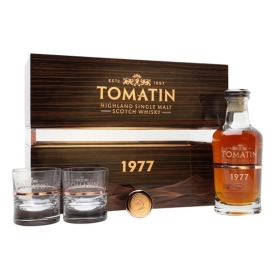 Tomatin 1977 / Warehouse 6 Collection Highland Whisky
