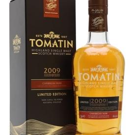 Tomatin 2009 / 10 Year Old / Rum Finish Highland Whisky