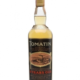 Tomatin 5 Year Old / Bot.1980s Highland Single Malt Scotch Whisky