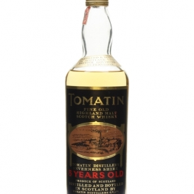 Tomatin 5 Year Old / Bot.1980s Highland Single Malt Scotch Whisky
