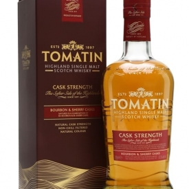 Tomatin Cask Strength Edition Highland Single Malt Scotch Whisky