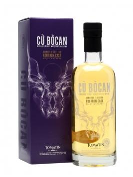 Tomatin Cu Bocan / Bourbon Cask Highland Single Malt Scotch Whisky