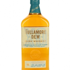 Tullamore Dew Caribbean Rum Finish Blended Irish Whiskey